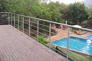 Horizontal Balustrades