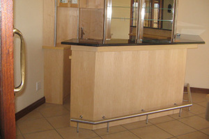 Handrails and Foot Rails